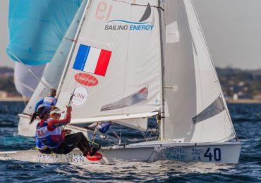 Sailing Sponsorship by Cleora